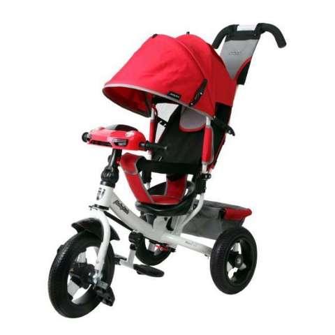 Велосипед Moby Kids Comfort 12x10 AIR Car 2 Красный (641087)