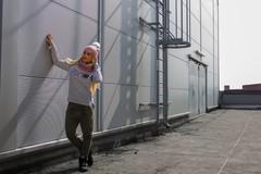 Шарф женский Gorilla Wear Bellevue HG