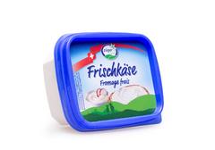 Сыр творожный натуральный ТМ Züger, 150г