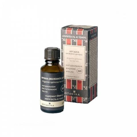 Botavikos Аргана (Железного дерева) 100% жирное масло 50 мл