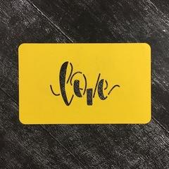 Любовь №8