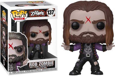 Фигурка Funko Pop! Rocks: Rob Zombie