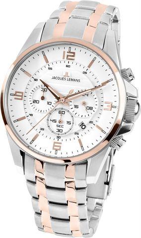 Купить Мужские часы Jacques Lemans 1-1799I по доступной цене
