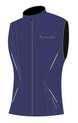 Лыжный жилет SoftShell Nordski Premium NSM306770 темно-синий