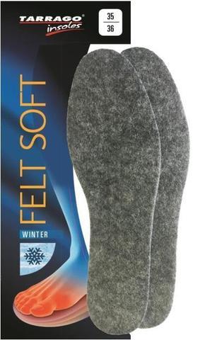 Зимние стельки войлок IW1262 FELT SOFT Tarrago
