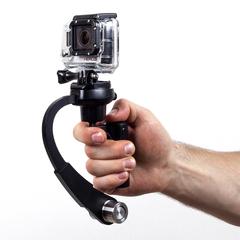 Портативный стабилизатор для GoPro черный