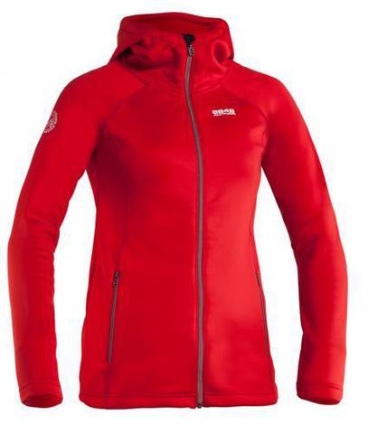 Женская толстовка 8848 Altitude Abi (red)