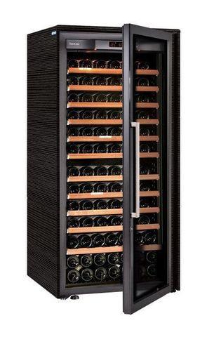 Винный шкаф EuroCave S Collection M чёрный, максимальная комплектация