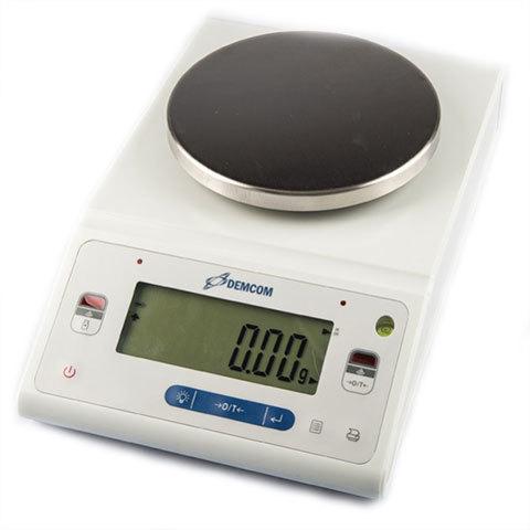 Лабораторные весы ДЭМКОМ DL-1102