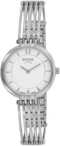Купить Женские наручные часы Boccia Titanium 3213-01 по доступной цене