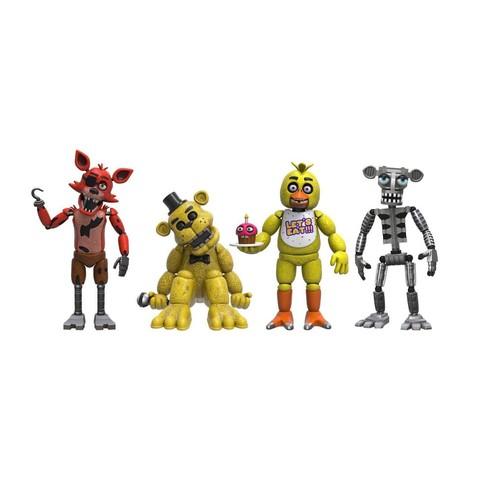 Набор из 4 фигурок