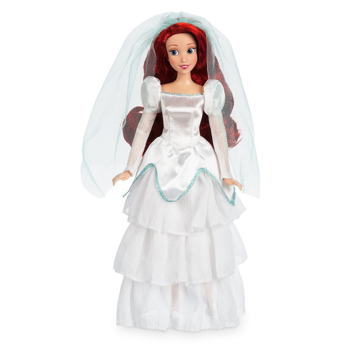 """Кукла """"Ариэль в свадебном платье"""" - Disney Classic Doll"""