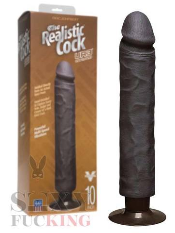 Вибратор реалистик на присоске The Realistic® Cock ULTRASKYN (5,1 х 25,7)