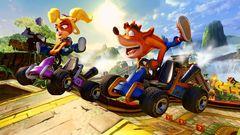 Sony PS4 Crash Team Racing Nitro-Fueled (английская версия)