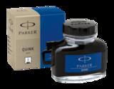 Флакон с чернилами для перьевых ручек Parker Quink Blue S0037470