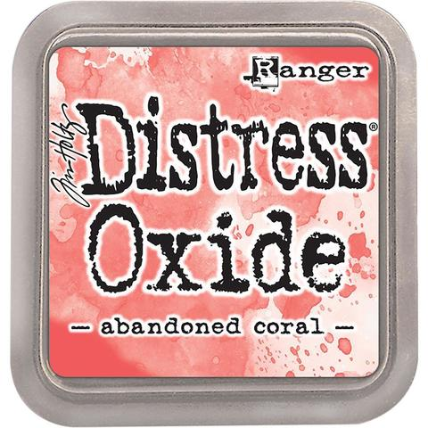 Подушечка Distress OXIDE  -Ranger - Abandoned Coral