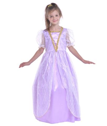 Костюм Принцесса сиреневая