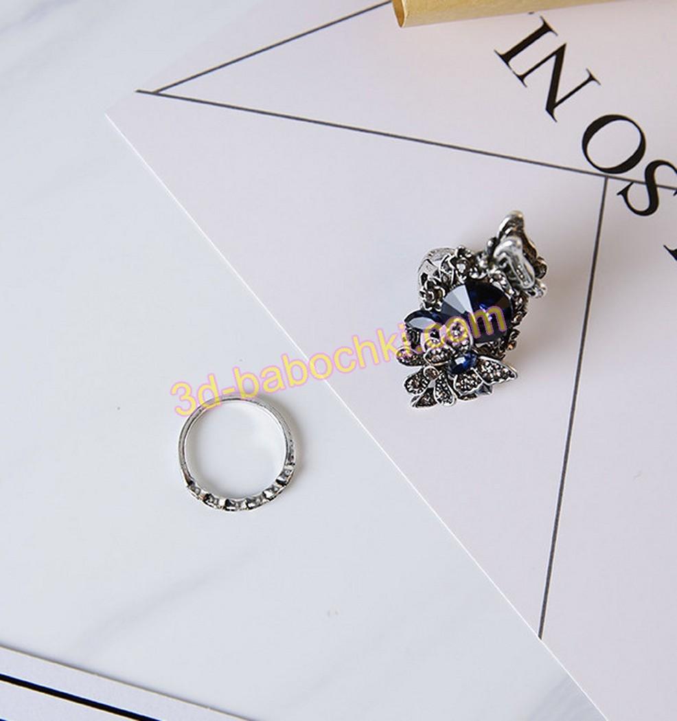 кольцо на указательный палец