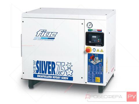 Винтовой компрессор FIAC NEW SILVER 5,5
