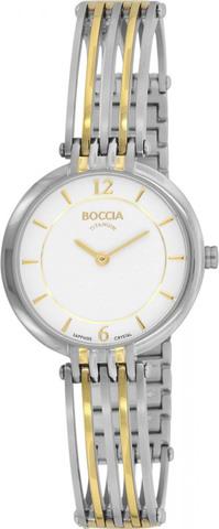 Купить Женские наручные часы Boccia Titanium 3213-02 по доступной цене