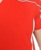 Мужская футболка для волейбола Asics T-shirt Volo (T604Z1 2601) красная фото