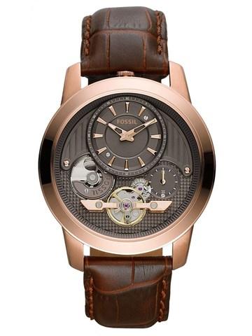 Купить Наручные часы скелетоны Fossil ME1114 по доступной цене