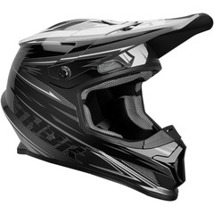 Sector Warp Helmet / Черно-серый
