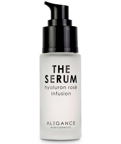 Регенерирующая сыворотка - Alex The Serum Hyaluron Rosé Infusion - 30 мл