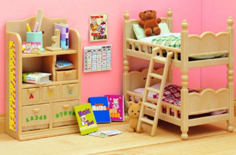 Набор «Детская комната» Sylvanian families 4254 (2926)