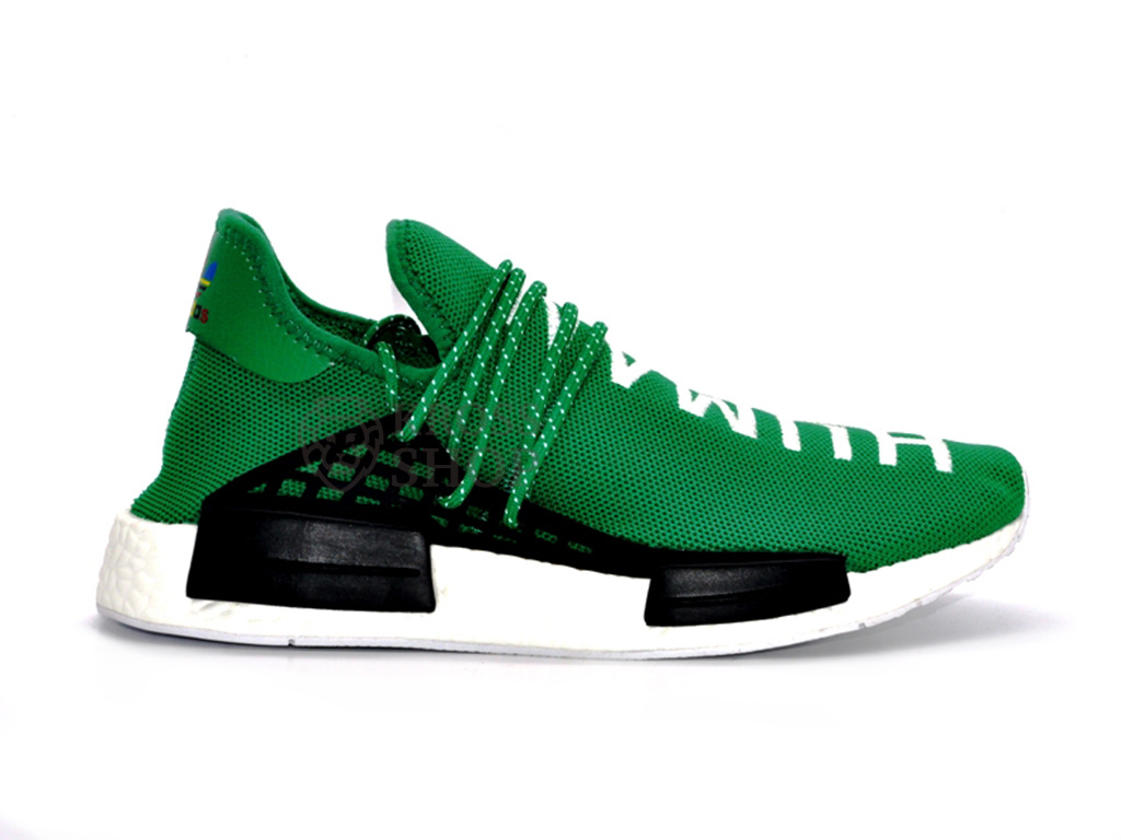 Adidas Men's NMD Human Race Green