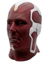 Мстители Война бесконечности маска Вижен