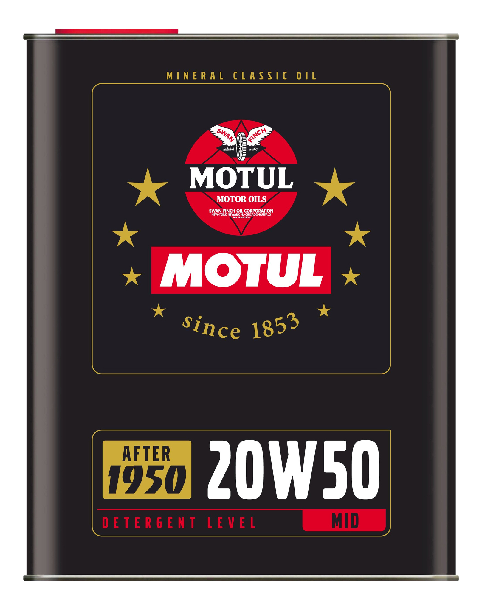 Motul Classic Oil 20W50  Моторное масло