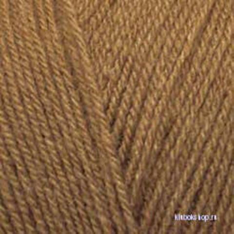 Пряжа Superlana TIG (Alize) 137 табачно-коричневый, фото