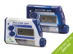 Инсулиновая помпа Accu-Chek Spirit Combo (Акку-Чек Спирит) без пульта