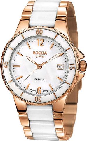 Купить Женские наручные часы Boccia Titanium 3215-03 по доступной цене