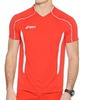Мужская волейбольная футболка Asics T-shirt Volo (T604Z1 2601) красная фото