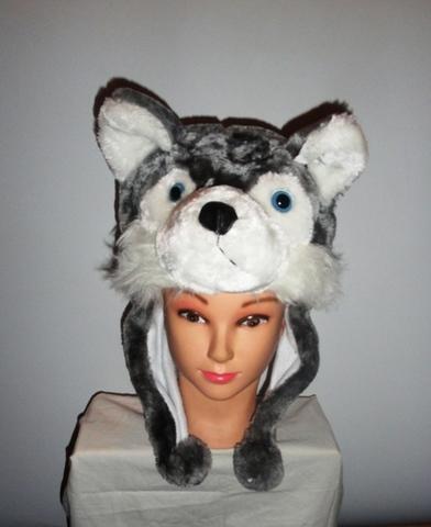Шапочка с волком