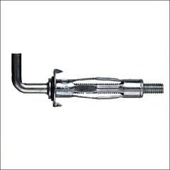 Метал.дюбель для пустотелых констр. с прям. крюч.(W) 4х12(38) (20ф)