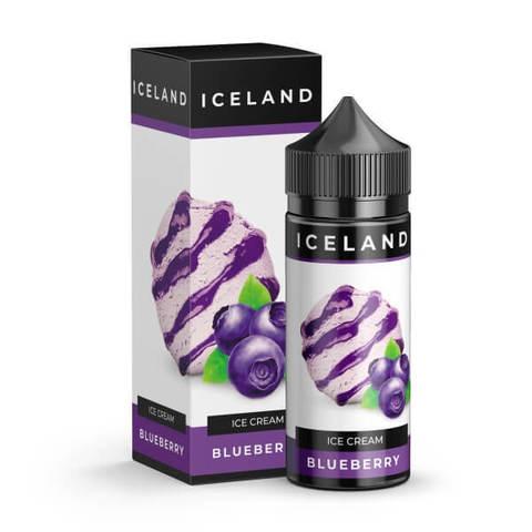 Iceland 120 мл Blueberry