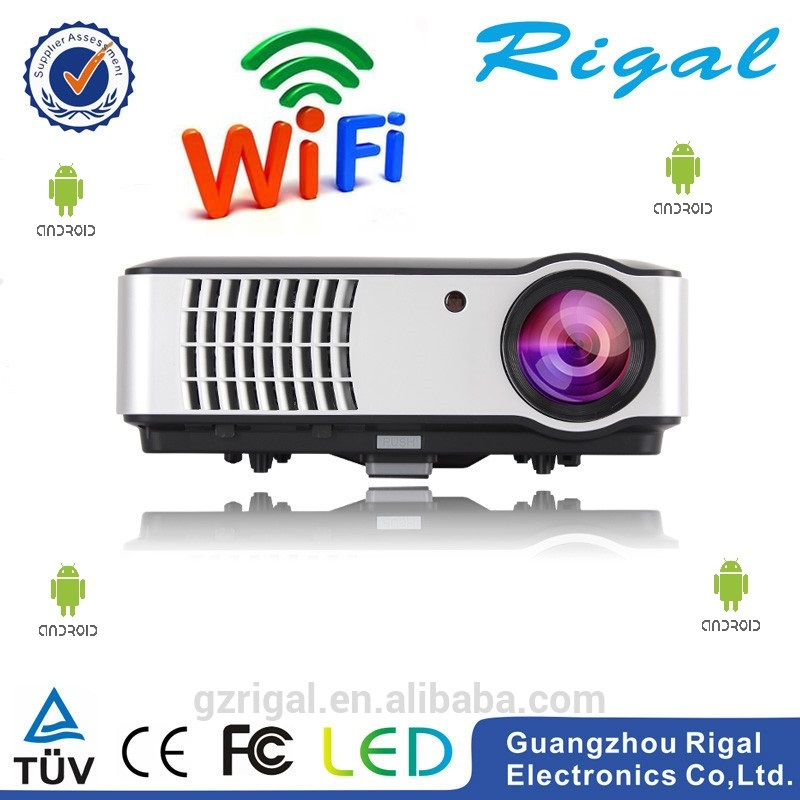 Guangzhou rigal electronics rd 806 2800lum for New home products 2016