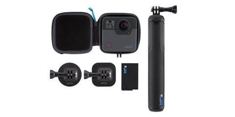 GoPro Fusion 360 (CHDHZ-103) комплектация