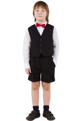 Комплект из шорт и жилета для мальчика