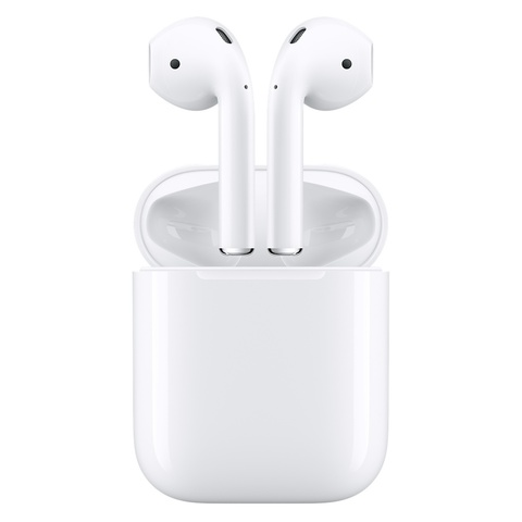 Купить Беспроводные наушники Apple AirPods White по доступной цене