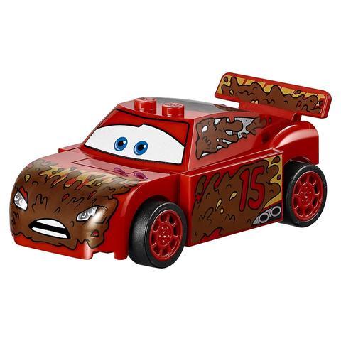 LEGO Juniors: Гонка «Сумасшедшая восьмёрка» 10744 — Thunder Hollow Crazy 8 Race — Лего Джуниорс Подростки