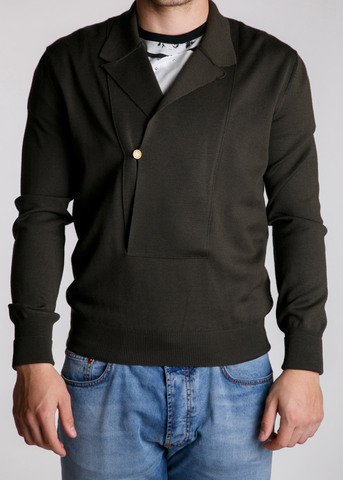 Пуловер из шерсти ALEXANDER MCQUEEN