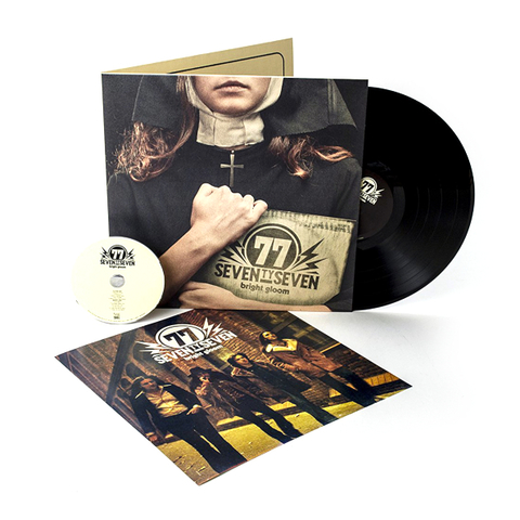 77 / Bright Gloom (LP+CD)