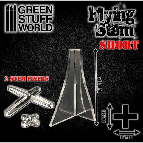 Flying Stem SMALL 70mm
