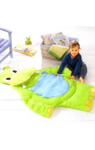 Выкройка Burda (Бурда) 9513 — Детский коврик