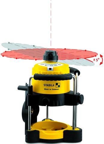 Нивелир лазерный ротационный Stabila LAR 100 Universal-Set