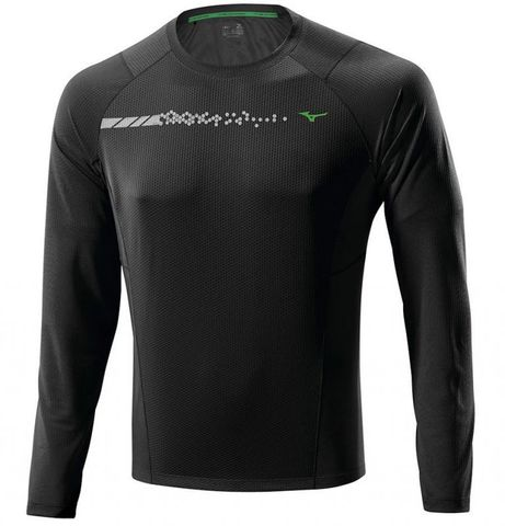 Рубашка Mizuno Warmalite L/S TEE мужская